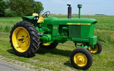 John Deere legetøj – den perfekte julegave til den lille landmand