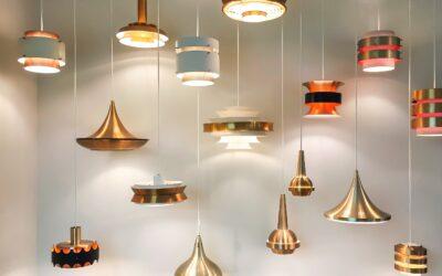Sådan finder du nye lamper til indretningen