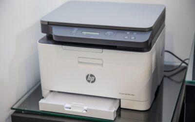 Her er fordelene ved at leje en printer