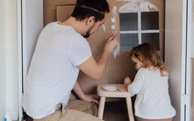 Sådan indretter du børneværelset