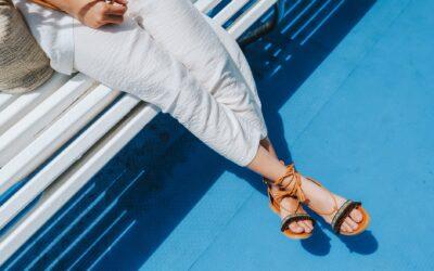 Tips til at pifte dine outfits op med sandaler